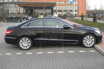 Mercedes E Coupé doet Nederland al aan