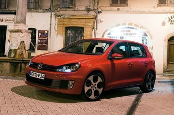 Veel meer beeld Volkswagen Golf GTI