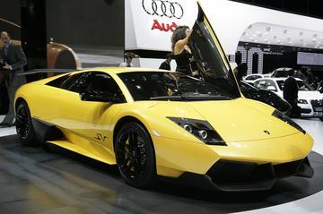 Lamborghini Murciélago LP670-4 SV heeft prijs