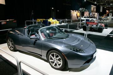Eerste Tesla's Roadster op Nederlands kenteken