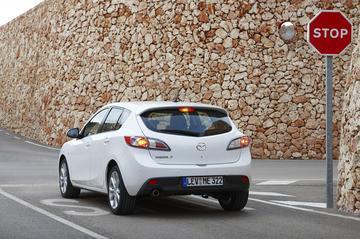 Start-stop-systeem voor Mazda 3