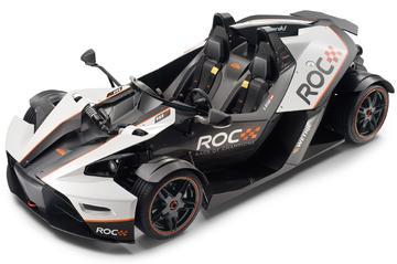 ROC is nog lichtere KTM X-Bow