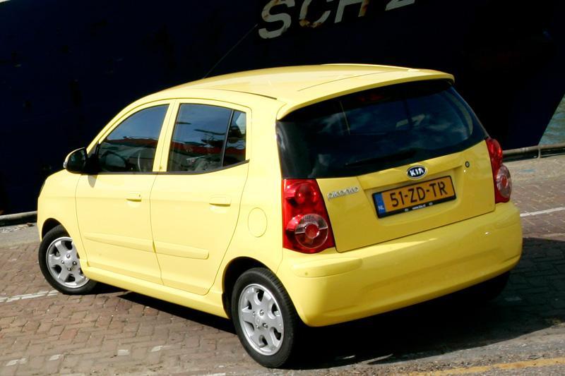 Kia Picanto 1.1 X-clusive (2008)