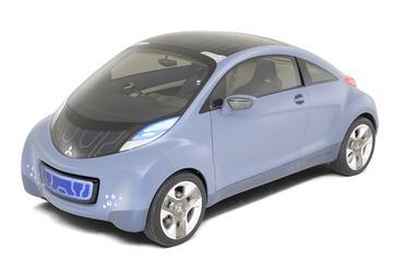 Mitusbishi iMiEV Sport Air: elektro-sportautootje