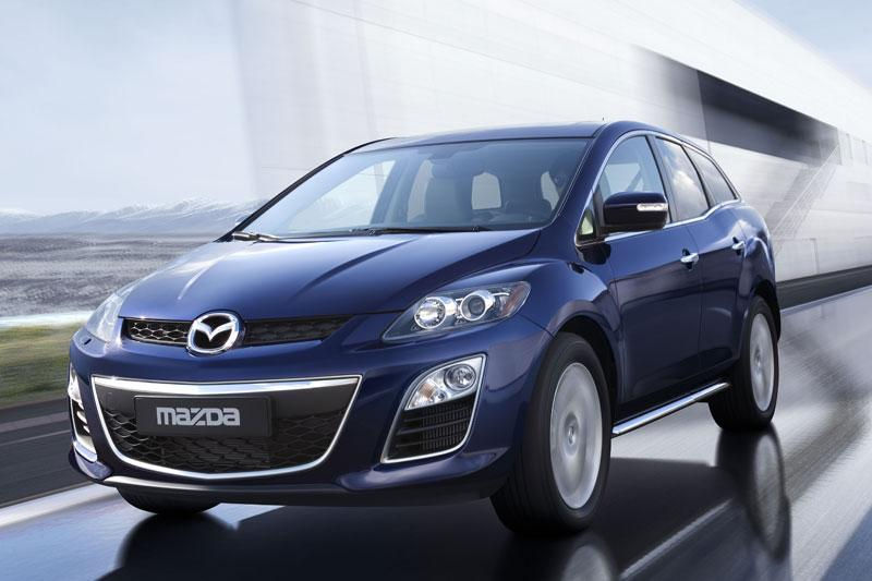 Mazda CX-7 2.2 CiTD GT-L (2011)