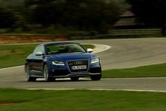 Rij-impressie Audi RS5