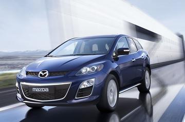 Mazda CX-7 heeft prijzen