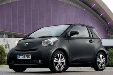 Nieuwe benzinemotor voor Toyota IQ