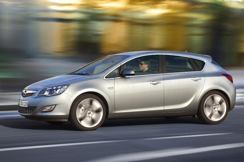 En nu dan definitief de Opel Astra! **Met video**
