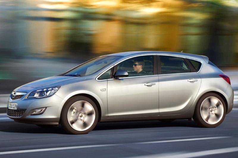 De nieuwe Astra is cruciaal voor Opel