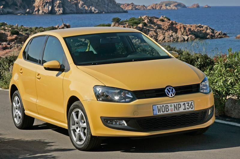 Volkswagen Polo 1.6 TDI 90pk BlueMotion Technology Trendl. (2010)