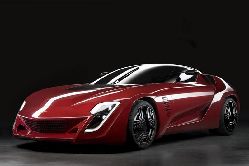 Bertone veredelt Corvette ZR-1