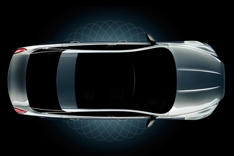 Morgenavond live: onthulling Jaguar XJ