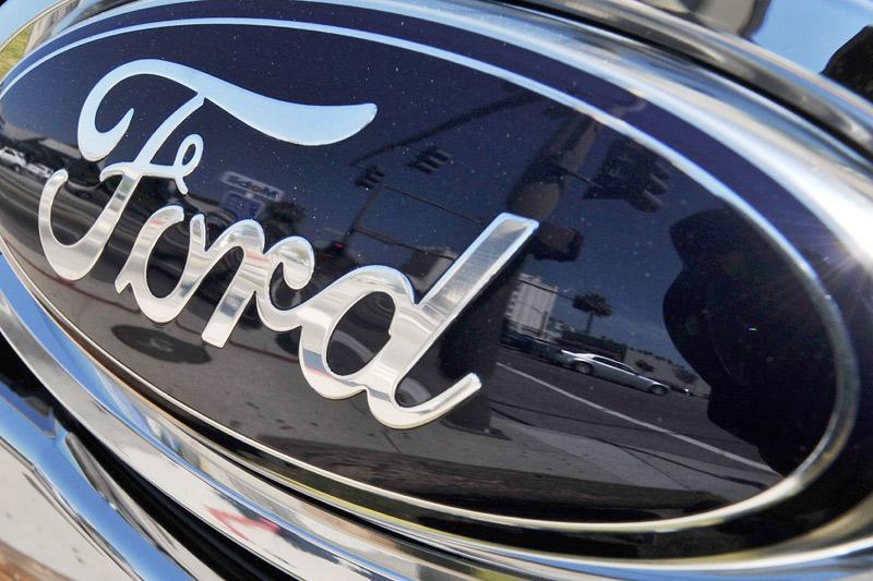 Ford-logo | Foto: ANP/AFP