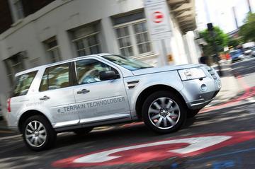 Gereden: Land Rover Freelander TD4_e