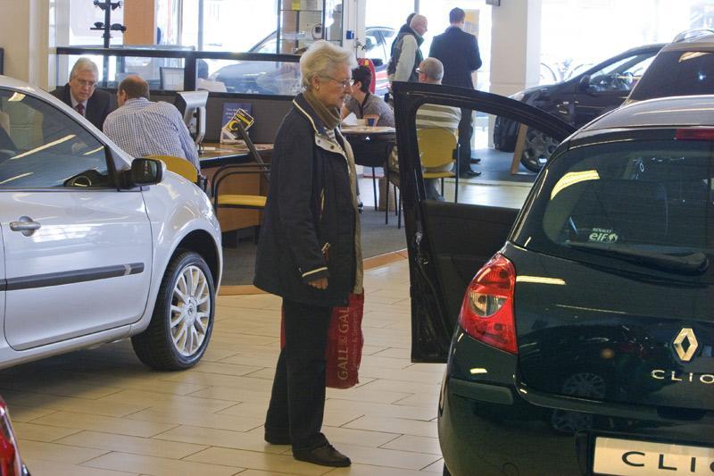 Recordaantal consumentenacties voor nieuwe auto's