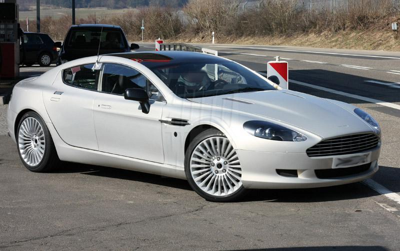 Daar is -ie weer: Aston Martin Rapide