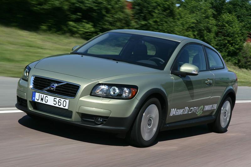 Gereden: Volvo C30 1.6D DRIVe