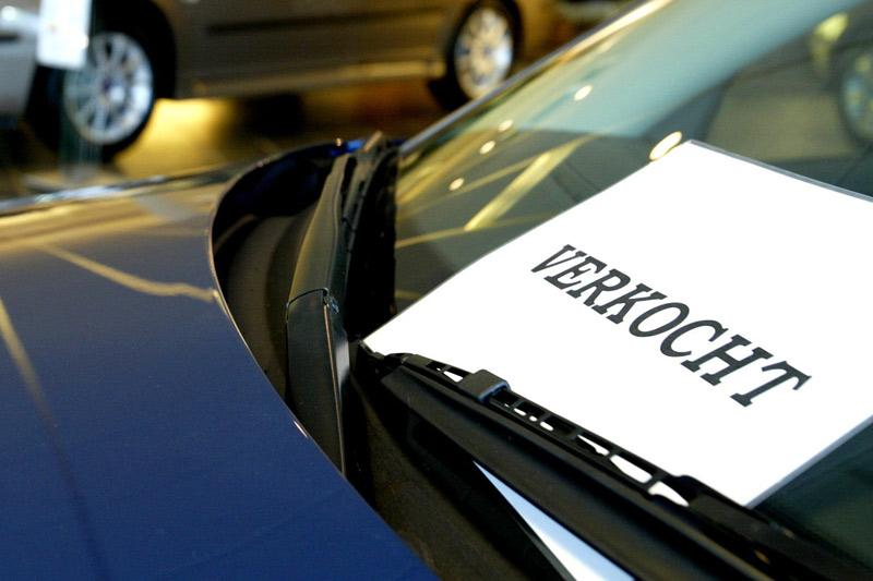 Autoverkopen in juni 25 procent lager