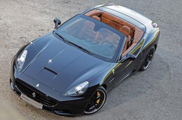 Ferrari California van Edo Competition