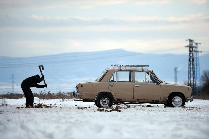 Ook Russen kiezen massaal voor automaat