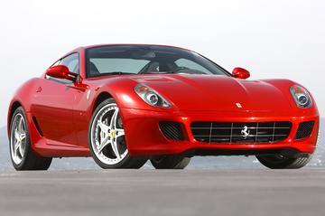 Hybride Ferrari in 't voorjaar