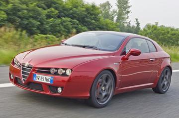 Gereden: Alfa Brera TBi