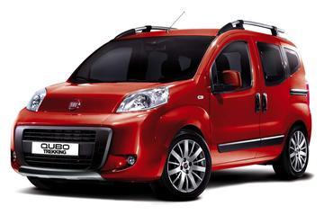 Fiat Qubo Trekking: lekker opgeruigd