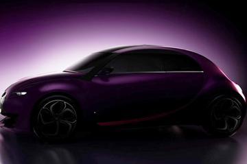 Nieuwe plaagstoot Citroën met concept-car