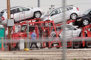 Productie Dodge Caliber opgevoerd