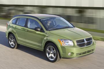 Nieuwe diesel voor Dodge Caliber