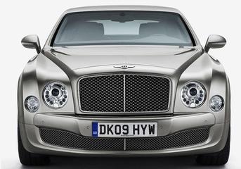 Alvast even wennen: Bentley Mulsanne