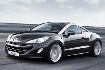Open Peugeot RCZ op de planning