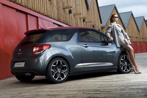 citroen ds3 thp 155 sport chic specificaties. Black Bedroom Furniture Sets. Home Design Ideas