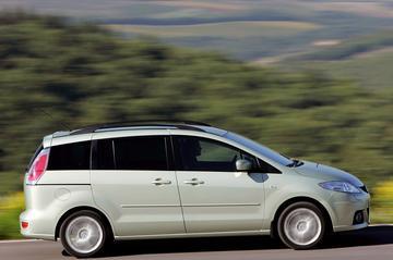 Mazda 5 krijgt eigen actiemodel