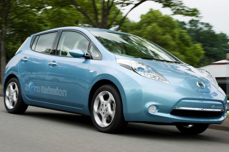 Leaf De Elektrische Auto Van Nissan Autoweek Nl