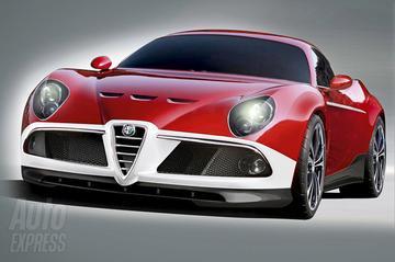De Alfa 8C GTA komt er aan!