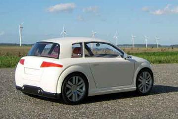Audi A1-ontwerp van landgenoot