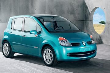Renault Modus: Clio MPV