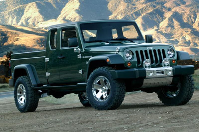 Jeep schrapt Gladiator