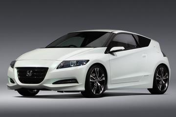 Officieel: Honda CR-Z