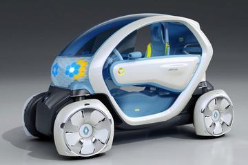 Guitige elektrotweezitter: Renault Twizy Z.E.