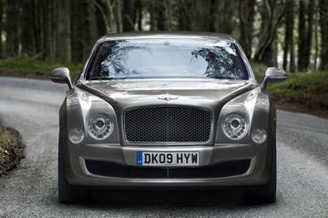 En daar is 'ie dan: de Bentley Mulsanne