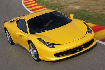 'Ultieme Ferrari 458 heet Monte Carlo'