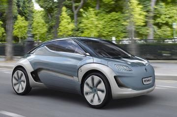 Renault Zoe Z.E. Conceptcar