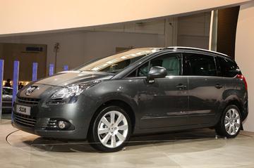 Peugeot prijst 5008