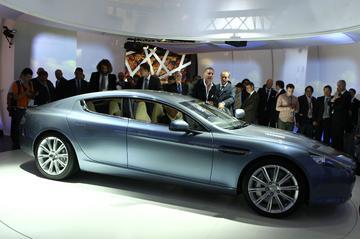 Officieel: Aston Martin Rapide