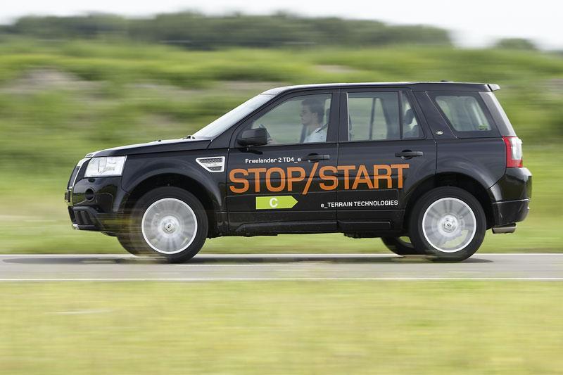 Land Rover Freelander 2 TD4_e SE (2009)