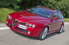 Alfa Romeo 159 SW 2.0 JTDm 16V Progression