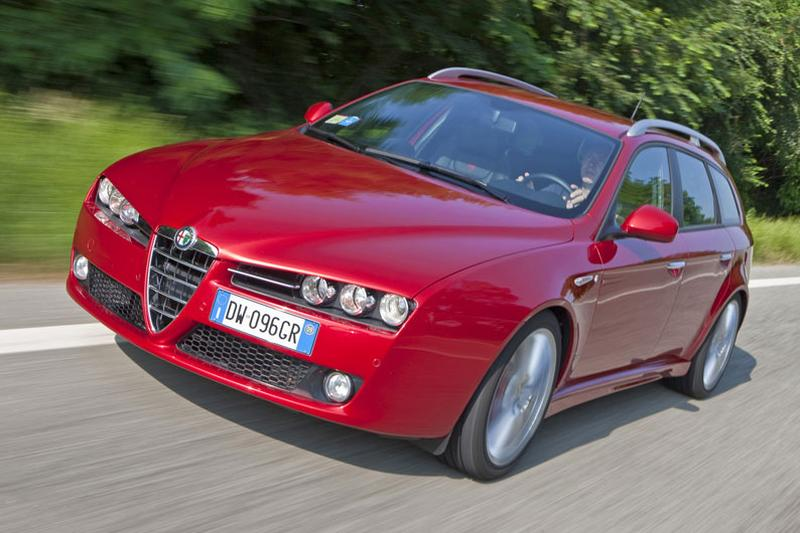 Alfa Romeo 159 SW 2.0 JTDm 16V Progression (2009)